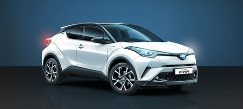 Toyota C-HR Hybrid Style Ultimate